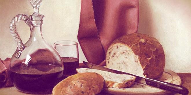можно ли есть хлеб в великий пост