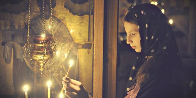 как правильно молиться дома в великий пост