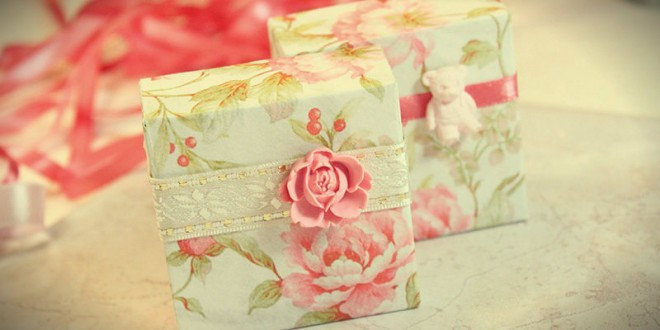 упаковка подарков на 8 марта своими руками