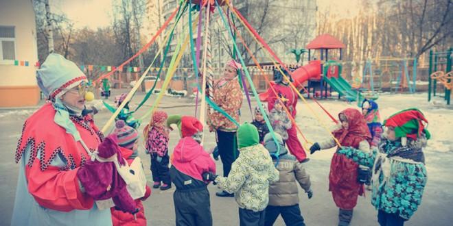 сценарий проведения праздника масленицы в детском саду