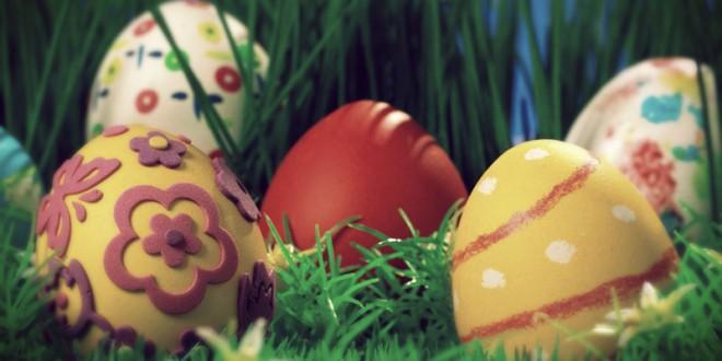 почему на пасху бьются яйцами