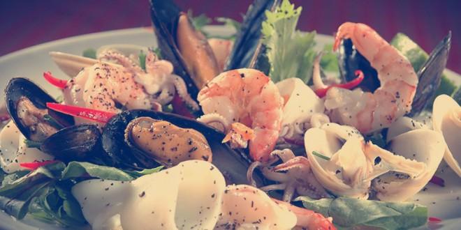 можно ли во время великого поста есть морепродукты