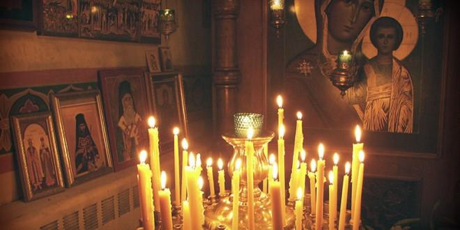 какие молитвы читают на пасху