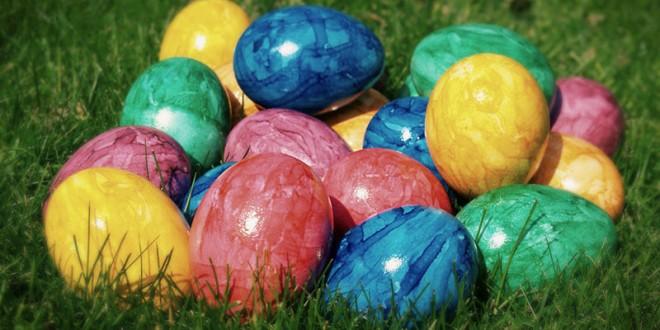 идеи росписи пасхальных яиц