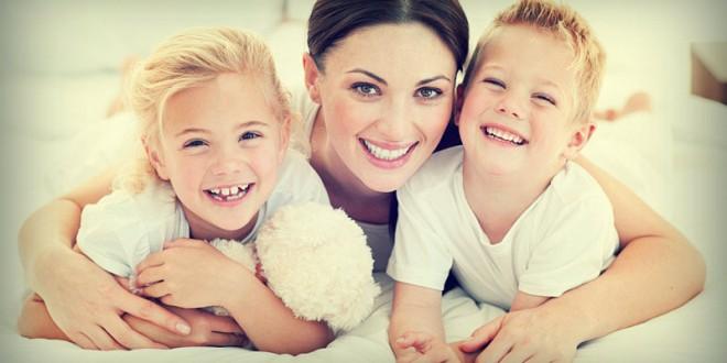 короткие детские стихи про маму на день матери