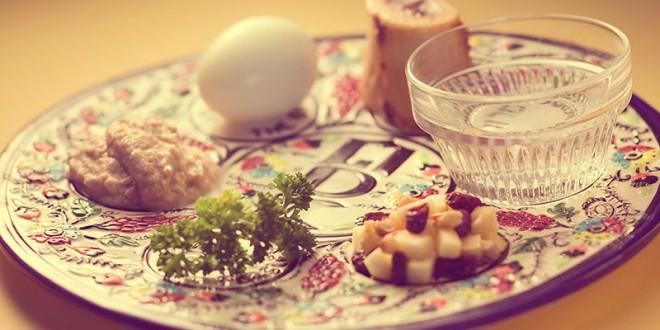 рецепты традиционных блюд еврейской кухни на песах
