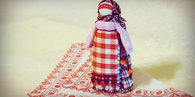 кукла берегиня своими руками