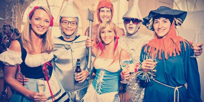 идеи карнавальных костюмов для взрослых
