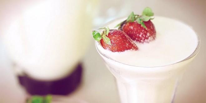 как приготовить молочный коктейль с мороженым