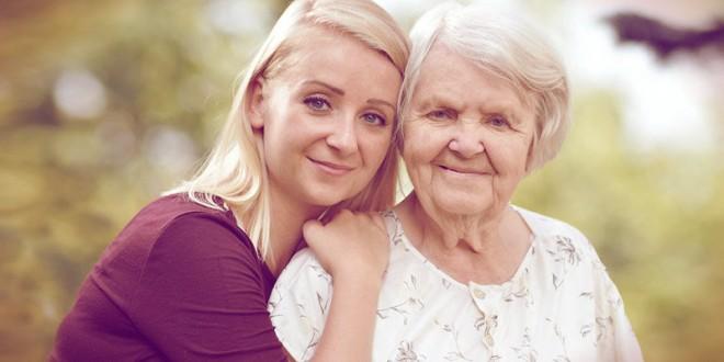 трогательные поздравления с 8 марта бабушке