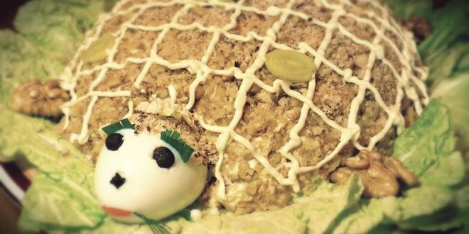 салаты на детский праздник