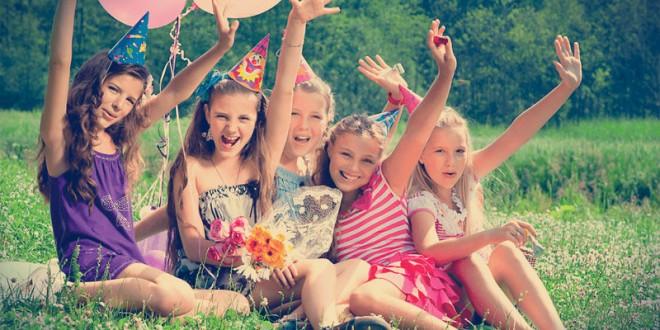 как устроить детский праздник на природе