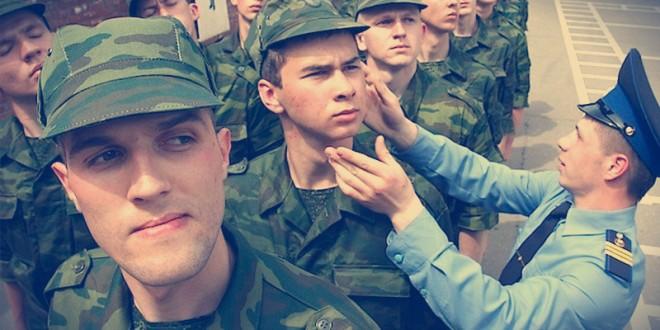 смешные сценки на проводы в армию