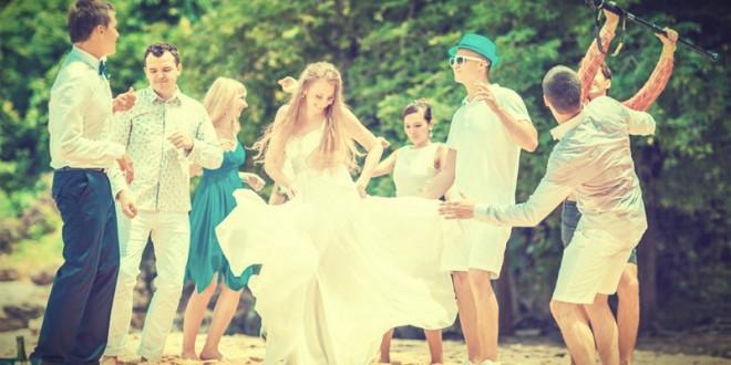 как и где отметить второй день свадьбы