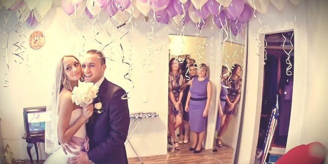 как украсить квартиру к свадьбе