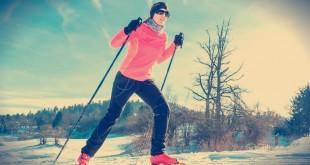лыжные трассы в москве