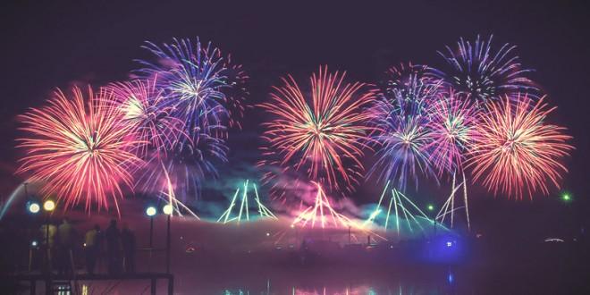 фестиваль фейерверков звездопад