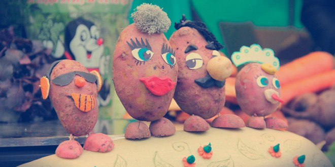 картофельный разгуляй