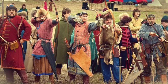 фестиваль поле куликово