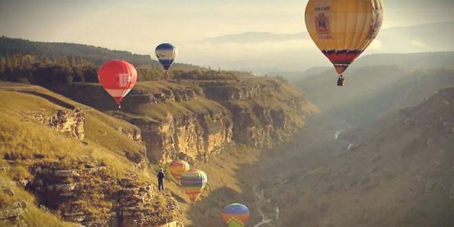 фестиваль воздушных шаров кавказские минеральные воды жемчужина россии