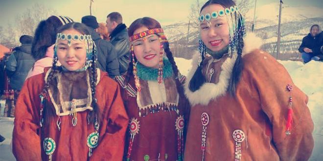 корякский обрядовый праздник хололо