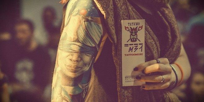 фестиваль татуировок татумо