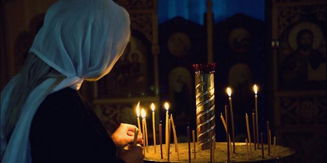 какие молитвы читать в страстную пятницу