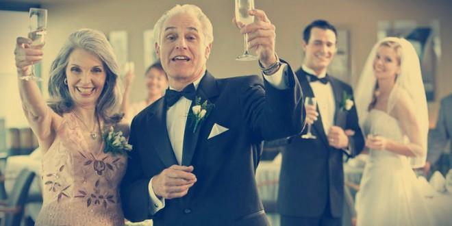 напутственное слово родителей на свадьбе