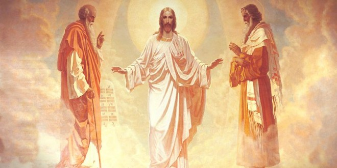 какие молитвы читать на преображение господне