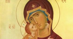 праздник владимирской иконы божьей матери