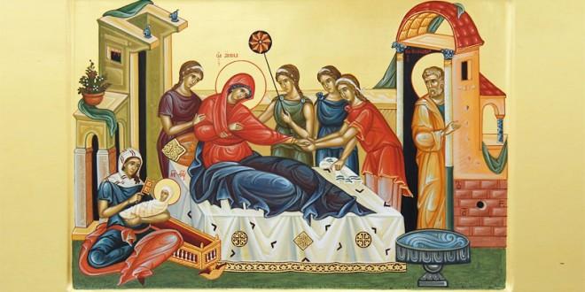 поздравления с рождеством пресвятой богородицы