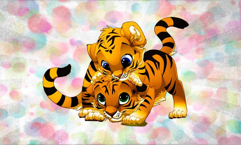 Детские сценки для встречи 2022 года Тигра